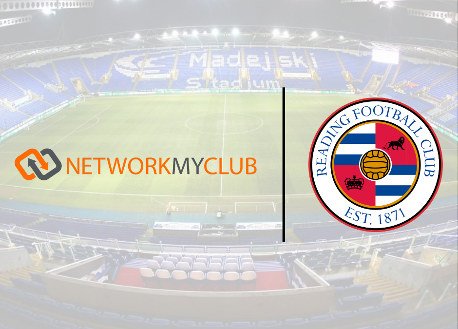 Network My Club Partner With Reading Football Club