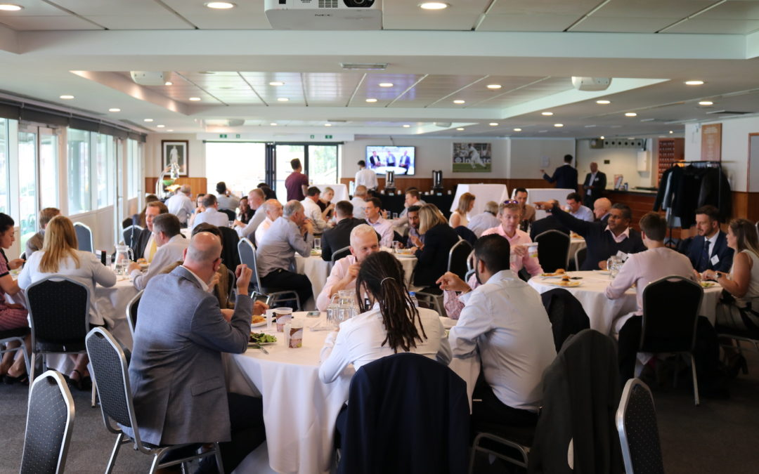 Business Networking, Networking Events, London, The Kia Oval, Surrey Cricket, Network My Club, Network Oval Business Club