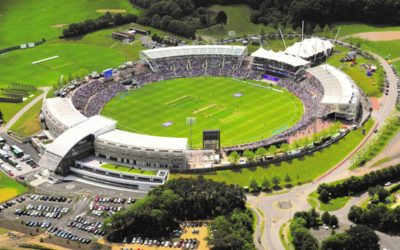 Network My Club Partner with Hampshire Cricket and the Ageas Bowl