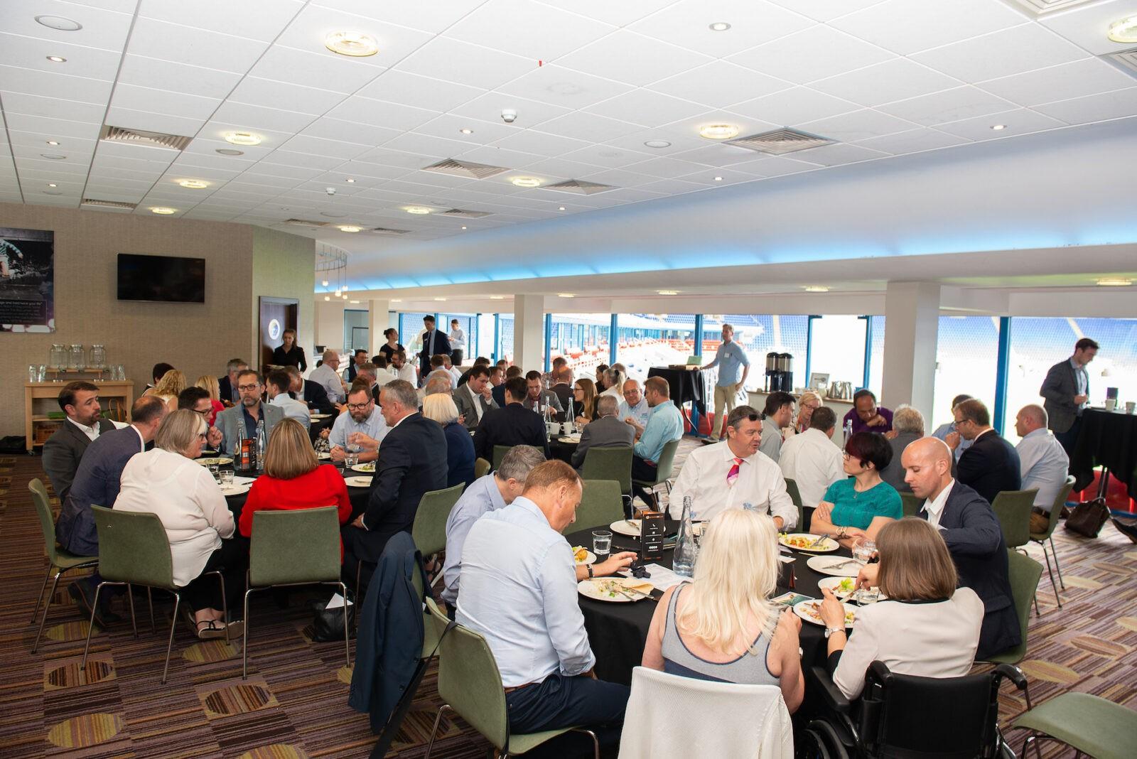 Business networking, networking event, madejski stadium, reading football club, network my club, network royals business club, berkshire, thames valley