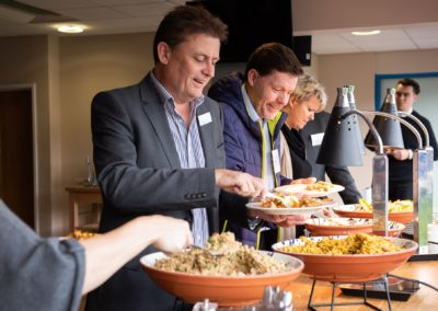 Network Royals October networking lunch