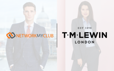 Network My Club team up with T.M.Lewin