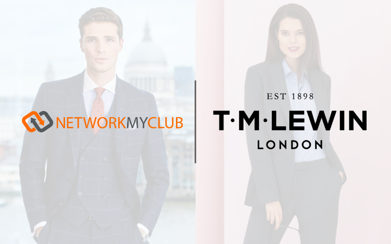 Network My Club partner with TM Lewin image