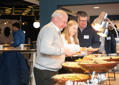 Network Royals January networking lunch