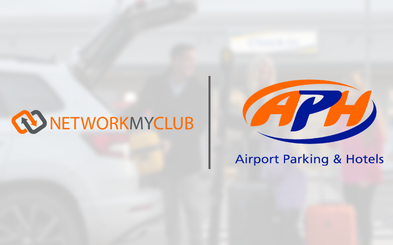 airport parking & hotels, APH, network my club