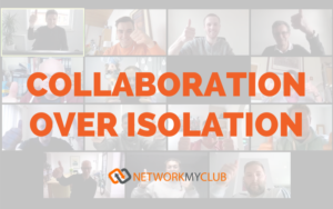 Collaboration Over Isolation Blog Post