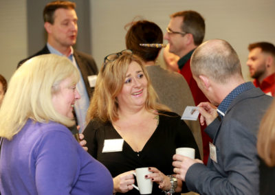 Network Albion March networking breakfast