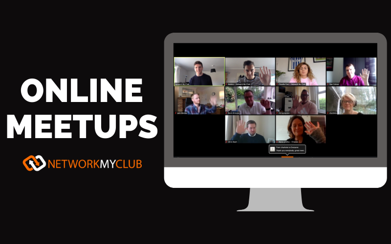 Online Meetups - Network Hampshire