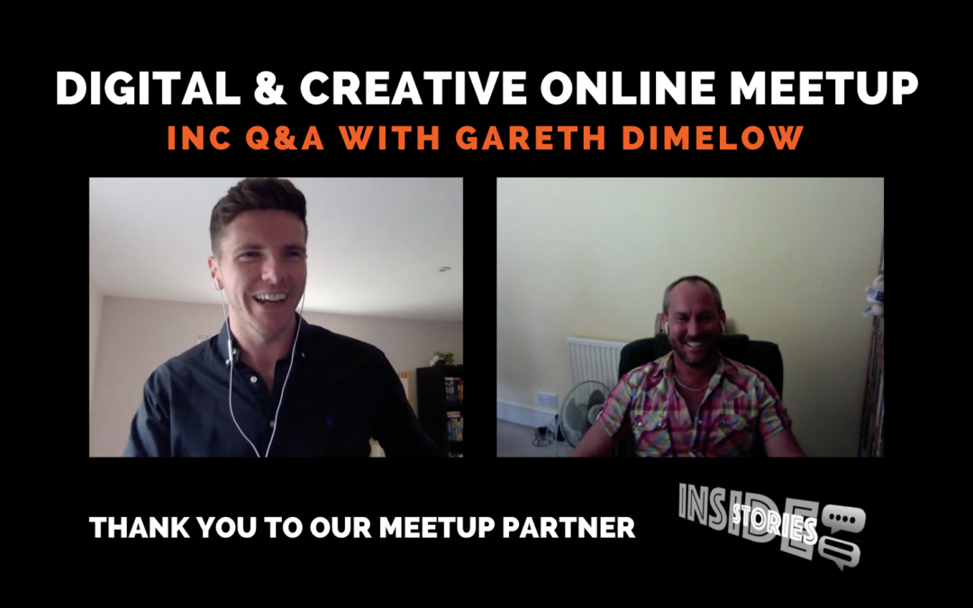 Q&A with Gareth Dimelow – Getting your client work to with you