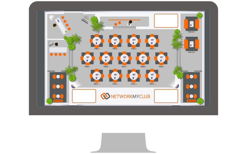 Network My Club - Online Networking Meetups