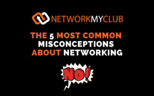 Online networking, business networking misconceptions