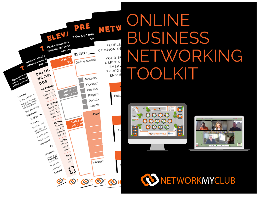 Online Business Networking Toolkit