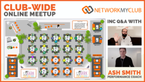 Club-Wide Online Meetup with Ash Smith