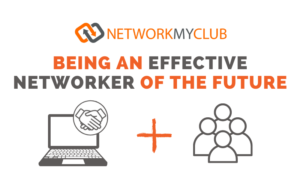 Being an effective networker of the future