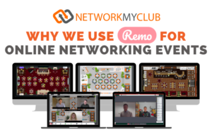 Why we use Remo for online events