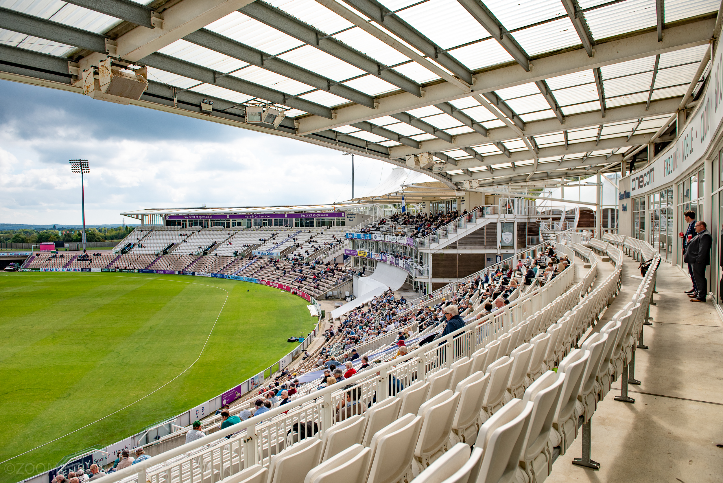 Network Hampshire at The Ageas Bowl