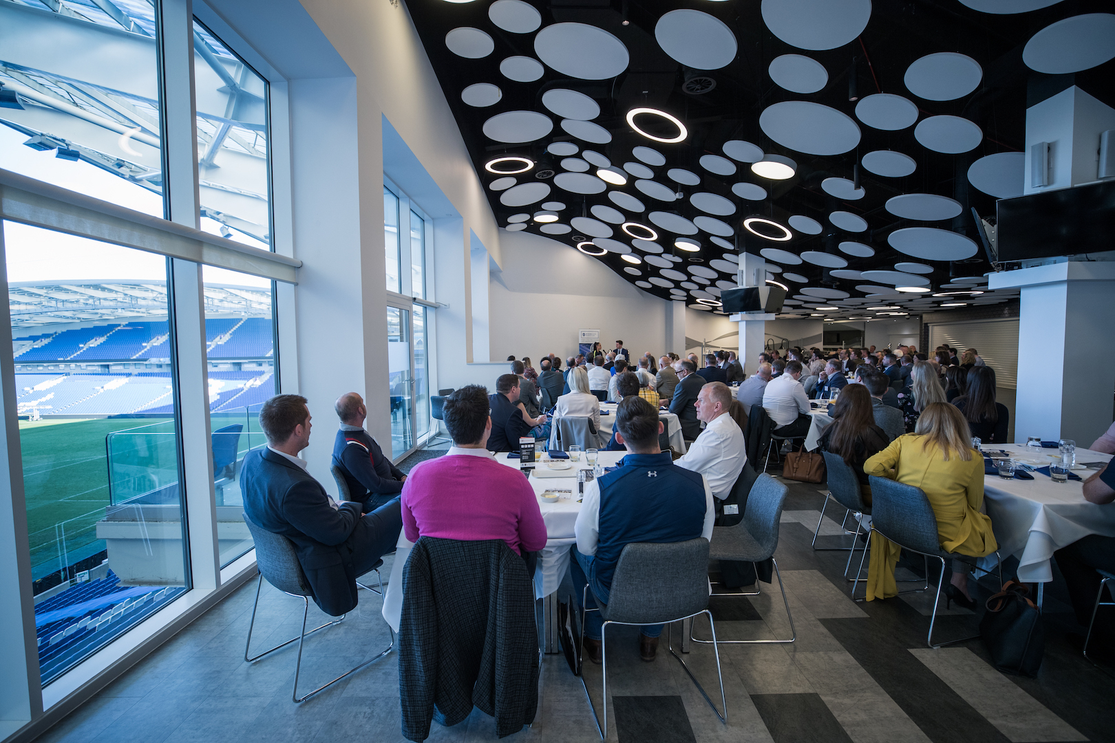 Network Albion at the Amex Stadium