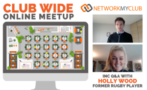 Online Meetup Q&A with Holly Wood
