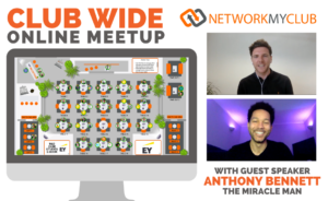 Club-Wide Online Meetup with Anthony Bennett