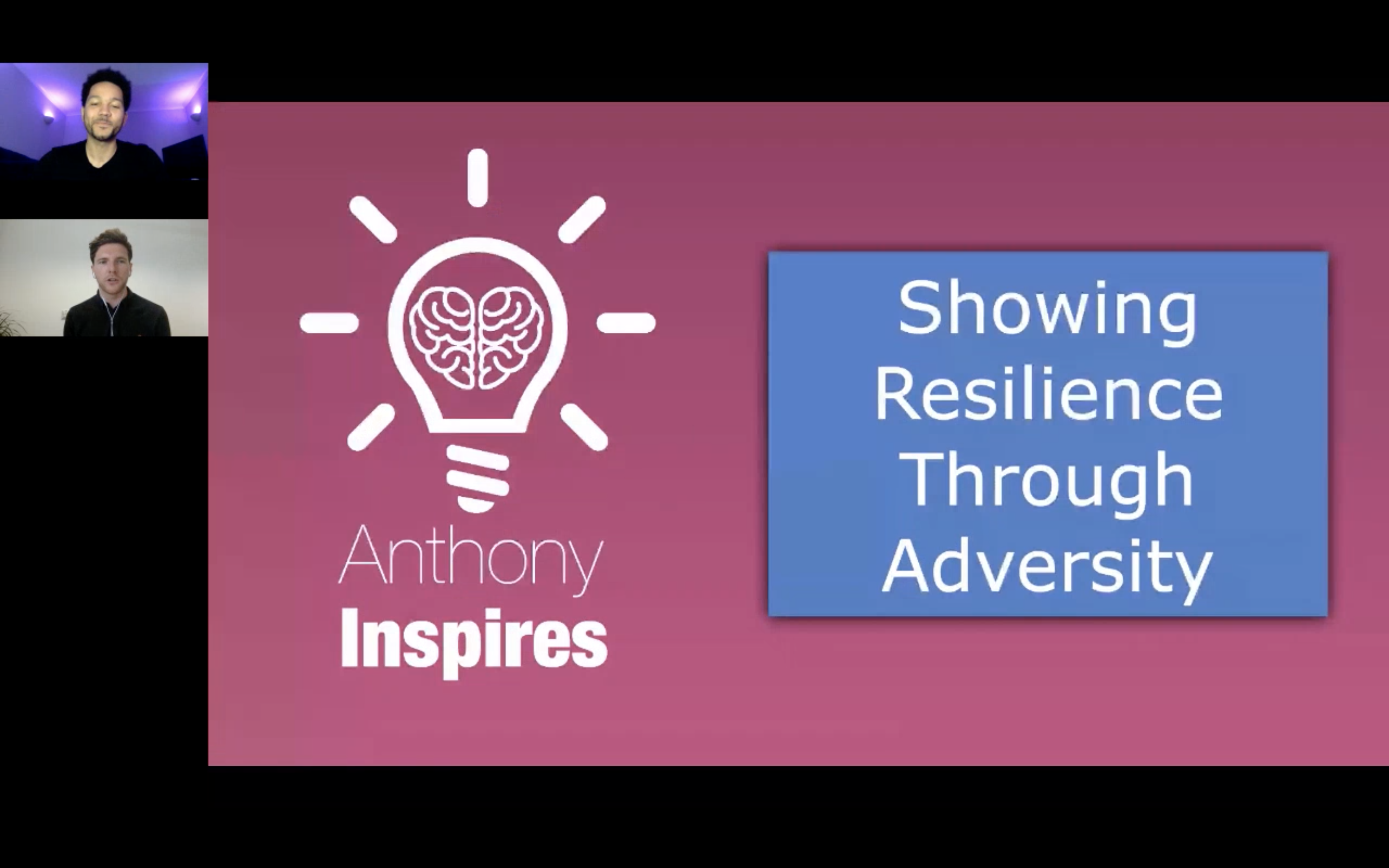 Showing Resilience Through Adversity