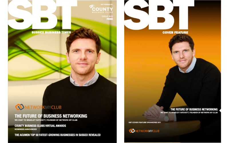 Sussex Business Times April Cover Feature