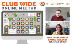 Club-Wide Online Meetup with Emma Wilson