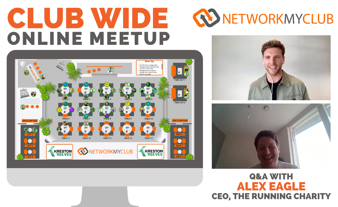 Club-Wide Online Meetup with Alex Eagle
